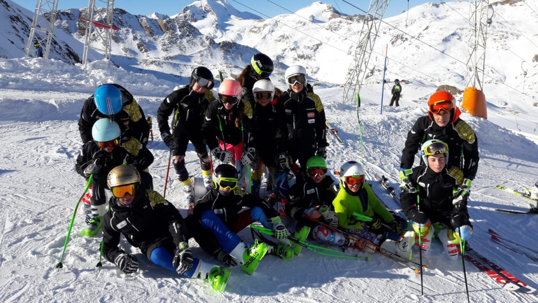 Stage categoria Ragazzi in Val Senales