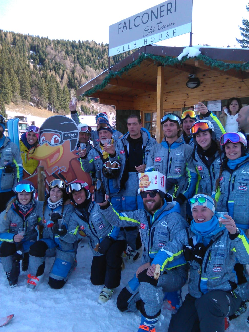 Auguri dallo Staff Falconeri Ski Team