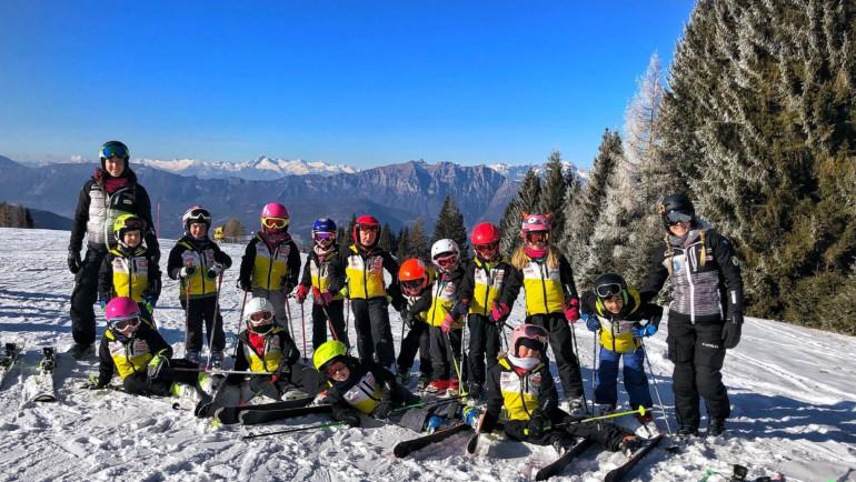 Pulcini Winter, PICCOLI ATLETI CRESCONO