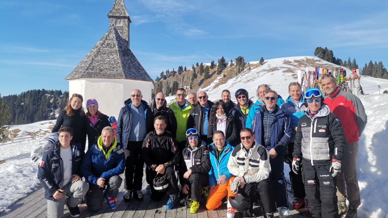 Meeting partner Alpe di Siusi