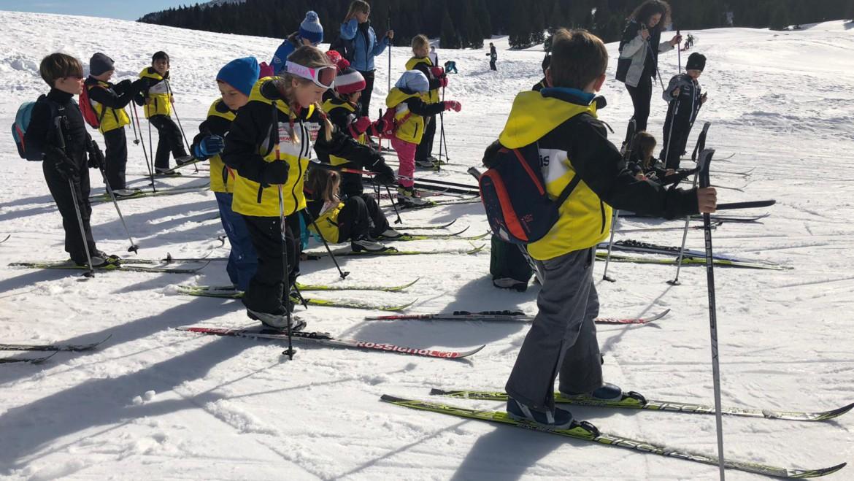 Nuove divertenti esperienze per i nostri piccoli sciatori