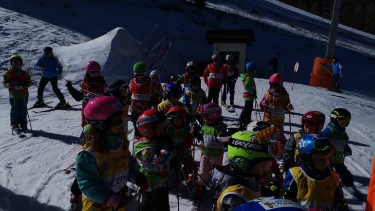 Winter Education, gara di fine stagione