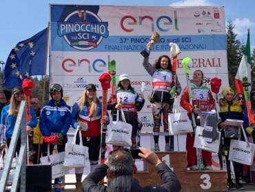 Falconeri Ski Team protagonista al Pinocchio con Beatrice Sola