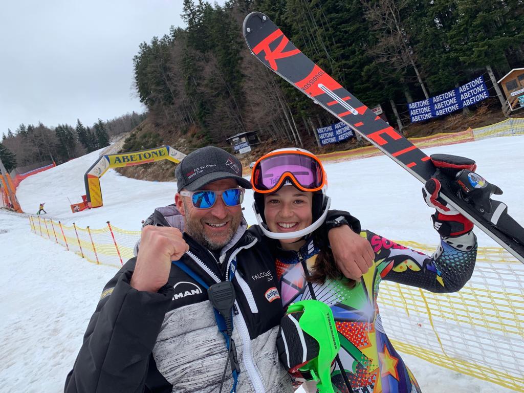 Beatrice Sola vince gli Internazionali del Pinocchio 2019 in Slalom