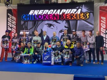 Falconeri Ski Team premiato alla 13° edizione dell' ENERGIAPURA CHILDREN SERIES