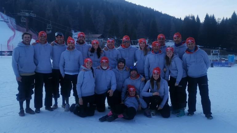 Viessmann S.r.l. scalda i cuori di Falconeri Ski Team