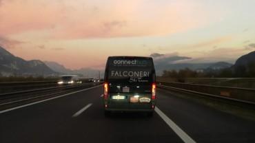 Falconeri Ski Team saluta Guido