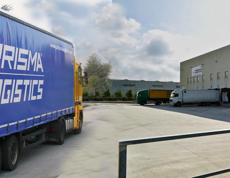 Prisma Logistics Camion