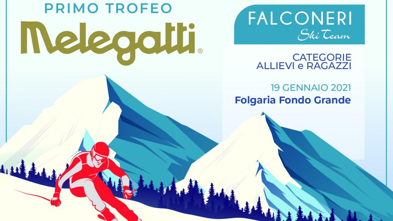 Folgaria 19 gennaio: 1° Trofeo Melegatti