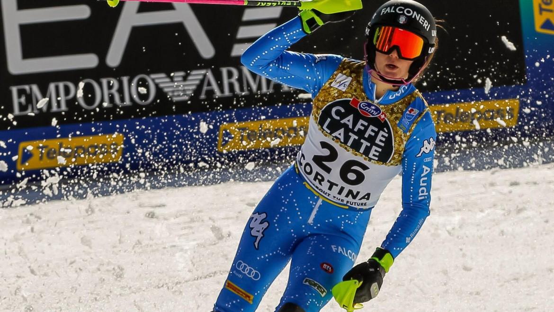 Intervista con Martina Peterlini post Mondiali Cortina 2021