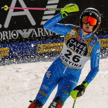 Intervista con Martina Peterlini post Mondiali Cortina 2021