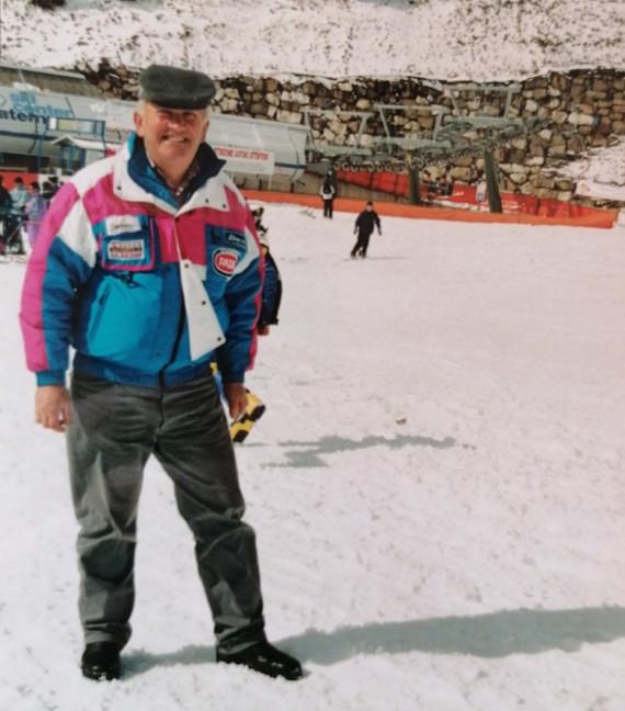 Salutiamo Massimo De Cesari